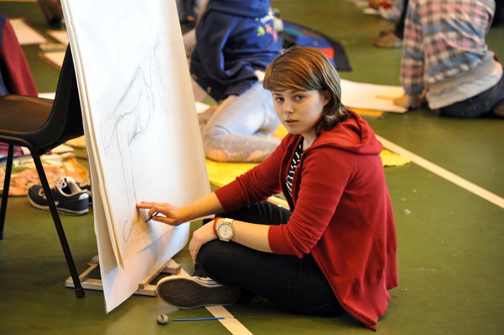 Uchadzaci O Prijatie Na Umelecku Skolu Nemusia Mat Tremu Den Na