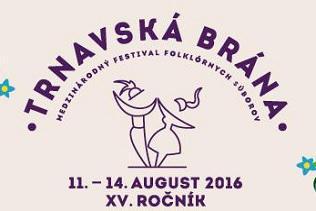 Už po pätnástykrát sa folklóru otvorí Trnavská brána