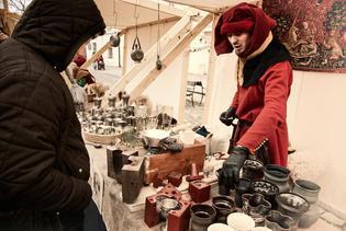 V slobodnom kráľovskom meste sa čoskoro začnú stredoveké vianočné trhy