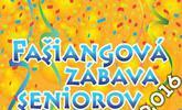 Fašiangová zábava seniorov: Kantori, Swing a Róbert Cepko