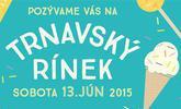 Letný Trnavský rínek bude väčší, s domácimi maškrtami, novými predajcami aj kultúrnym programom